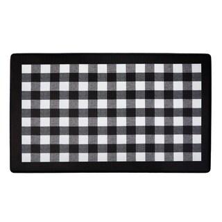 Anti Fatigue Mat - Buffalo Check - 1'6 x 2'6