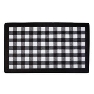 Anti Fatigue Mat - Buffalo Check - 1'6 x 2'6|https://ak1.ostkcdn.com/images/products/17953019/P24130701.jpg?impolicy=medium