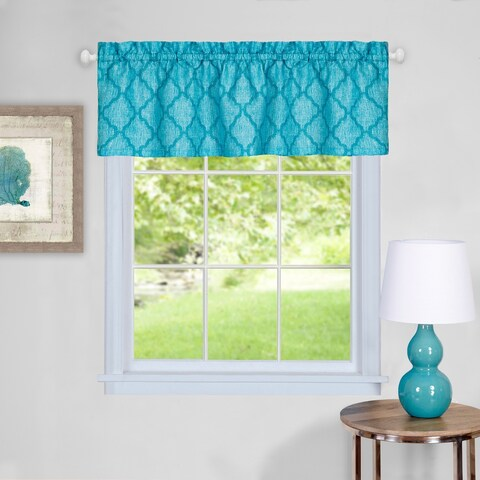Colby Window Curtain Valance