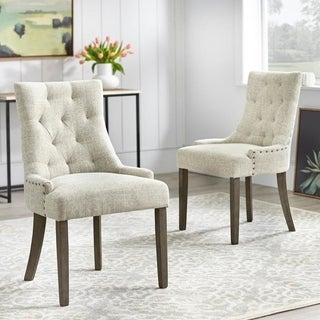 Angelo:HOME Ariane Parson Dining Chair (Set Of 2)   N/A