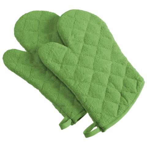 Terry Ovenmitt - Green Apple S/2