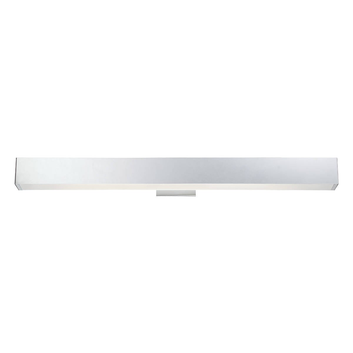 Eurofase Anello Rectangular LED Wall Sconce, Frosted Glas...
