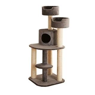 Catopia Grey 4 Tier Cat Tree