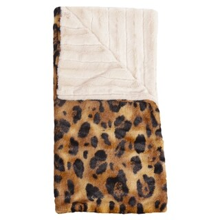 Bessie and Barnie Ultra Plush Chepard/ Natural Beauty Luxury Dog/ Pet Blanket