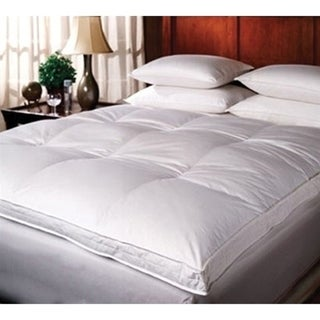 Link to BYB Luxury Down-Top Featherbed Similar Items in Mattress Pads & Toppers