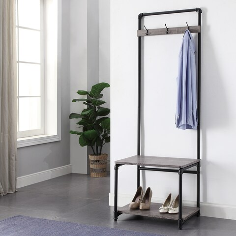 Industrial Collection Entryway Storage