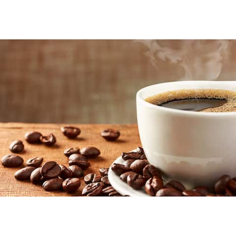 Dainty Home Coffee Cup Foam Placemat (Set of 4)