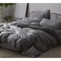 BYB Bare Bottom Sheets - Winter Warmth - Gray