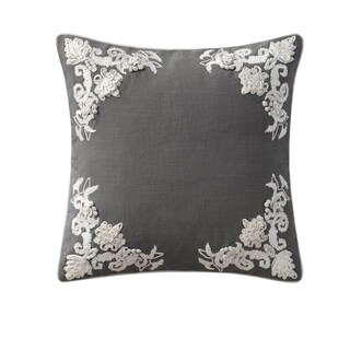 VCNY Home Lyssa Embroidered Decorative Pillow