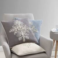 VCNY Home Katarina Embroidered Decorative Pillow