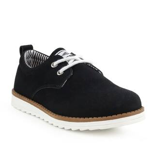 Unionbay Whybrow Boys Lace-up Casual (Option: Brown)|https://ak1.ostkcdn.com/images/products/17954146/P24131439.jpg?impolicy=medium