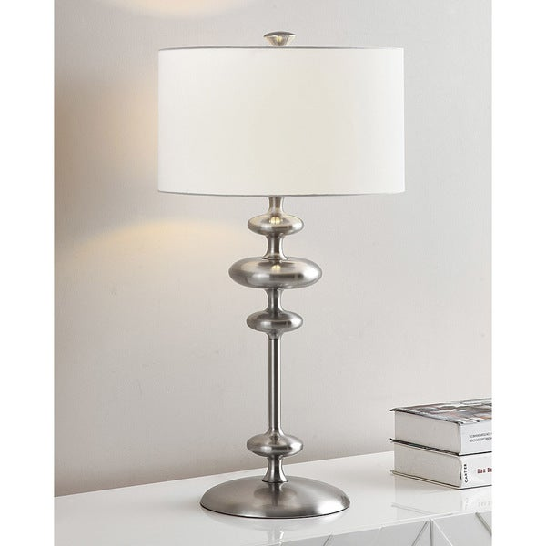 """MERCURY 30""""H Metal Table Lamp"""
