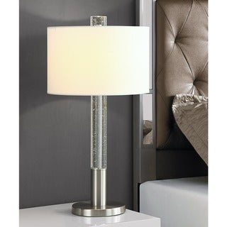 """Link to FUSION  30""""H Bubble Crystal Table LAMP Similar Items in Table Lamps"""