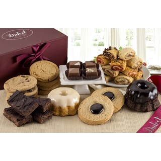 Dulcet's Delightful Gift Basket Collection of Treats