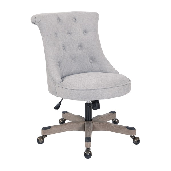 OSP Home Furnishings Hannah Tufted Home Office Chair