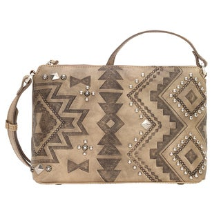 American West Nomad Heart Crossbody Bag