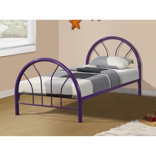 Twin Metal Hoop Bed (More options available)