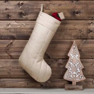 Felt Christmas Felt Stocking (2 options available)
