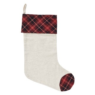 Seasons Greetings Stocking