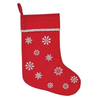Winter Wonderment Stocking