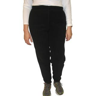 Spiral Women's Petite Polartec 200-weight Fleece Pants|https://ak1.ostkcdn.com/images/products/17954747/P24132246.jpg?impolicy=medium