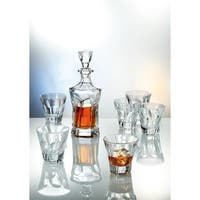 Red Vanilla Apollo 7pc Whiskey Set