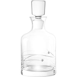 Barski Handmade Glass Whiskey Decanter
