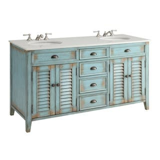 double sink bathroom vanity. Modetti Palm Beach 60 inch Double Sink Bathroom Vanity with Marble Top Size Vanities  Cabinets For Less
