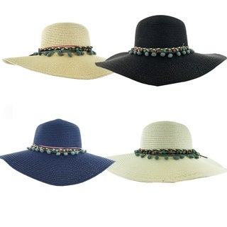 Faddism Bohemian 178 Women Urban Fashion Sun Hat