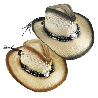 Faddism Rodeo C189 Women Urban Fashion Cow Girl Hat