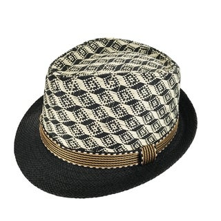 Faddism Three-D Street Fashion Unisex Fedora Hats