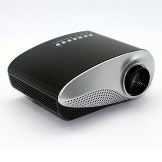 Mini Projector Home Multimedia Cinema LED Projectors HD 1080P Support AV TV VGA USB HDMI SD Phone
