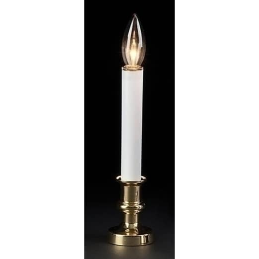95 battery operated christmas candle lamp - Battery Operated Christmas Candles