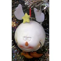 Snowballz Angel Claydough Christmas Ornament #23702