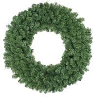 """36"""" Colorado Pine Artificial Christmas Wreath - Unlit"""