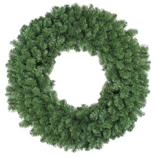 "36"" Colorado Pine Artificial Christmas Wreath - Unlit"