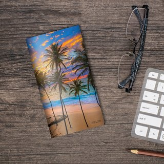 2018-2019 Tropical Beaches 2-Year Pocket Planner