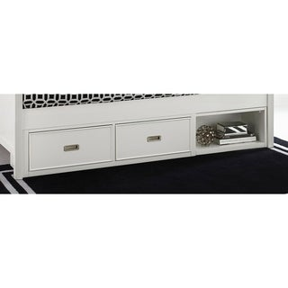 Hillsdale Tinley Park Storage Drawer, Soft White