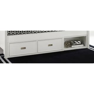 Hillsdale Tinley Park Storage Drawer, Soft White|https://ak1.ostkcdn.com/images/products/17957747/P24134788.jpg?impolicy=medium