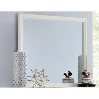 Hillsdale Tinley Park Mirror, Soft White