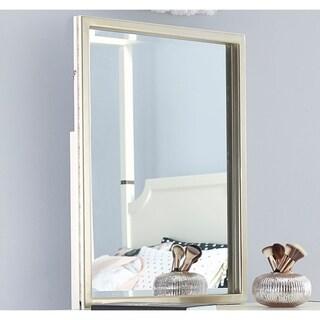 Hillsdale Tinley Park Vanity Mirror, Soft White
