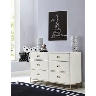 Hillsdale Tinley Park Dresser, Soft White