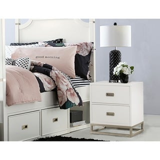 Hillsdale Tinley Park Nightstand, Soft White