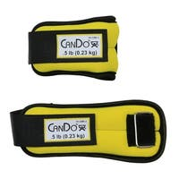 CanDo® Weight Straps - Set (2 each)