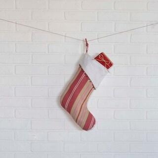 Vintage Stripe Stocking