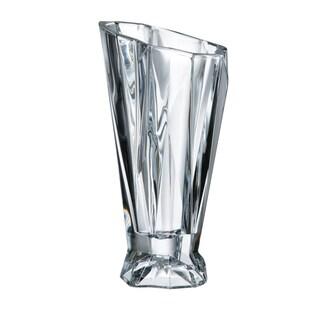 Red Vanilla Angle Vase 36cm