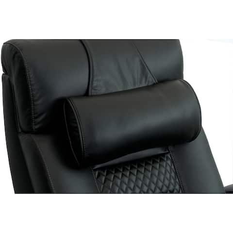 Octane Head & Neck Leather Pillow