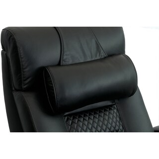 Octane Head & Neck Leather Pillow