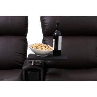 Octane Black Swivel Table|https://ak1.ostkcdn.com/images/products/17957947/P24134966.jpg?impolicy=medium