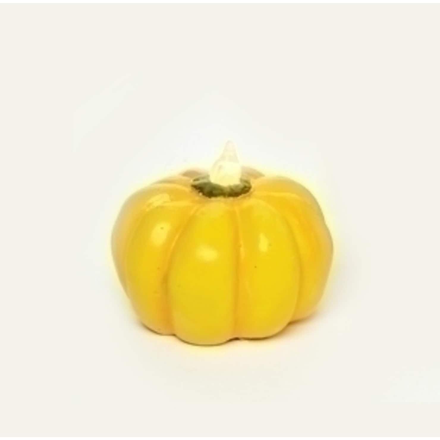 "Roman 2.5"" LED Lighted Harvest Halloween Thanksgiving Yel..."